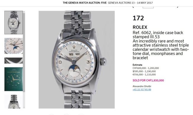 Nouveaux Records du Monde pour une montre ROLEX !