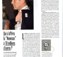 La DAYTONA Paul NEWMAN de Paul NEWMAN pourrait être vendu 10 Millions d'euros !
